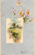 Postcard / CP / Postkaart / RELIEF / Fleurs / Flowers - Sonstige
