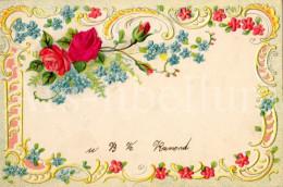 Postcard / CP / Postkaart / RELIEF / Fleurs / Flowers / Silk Flowers / Fleurs De Soie / 1905 - Sonstige