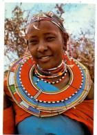 VÖLKERKUNDE / ETHNIC - Kenya, Masai Woman - Kenia