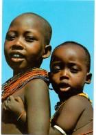 VÖLKERKUNDE / ETHNIC - Kenya, Elmolo Boys - Kenia