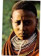 VÖLKERKUNDE / ETHNIC - Kenya, Borana Boy - Kenia