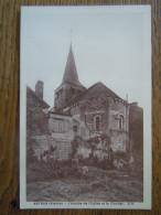 86 - Antran : L'abside De L' Eglise - Autres Communes