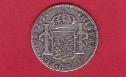 Mexique 2 Réales 1814 - Argent - Mexico