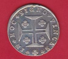 Portugal - 400 Reis Argent 1814 - TB - Portugal