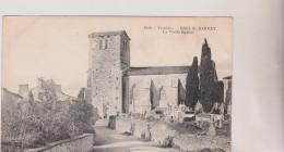 (R2) VENDEE , BREUIL-BARRET , La Vieille église - Sonstige Gemeinden