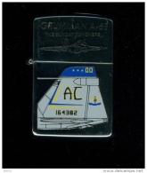 ZIPPO - U.S.S.  -  CRUMMAN  - A - 6E   The Sunday Punchers   (Squadron) 1994 - Ref, 287 - Zippo