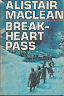 Breakheart Pass By MacLean, Alistair (ISBN 9780385041201) - Crime/ Detective