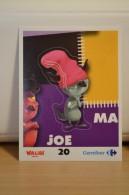 Stickers Walibi The Battle Game - Wab Or Skunx ? - Carrefour - N° 20 - Adesivi