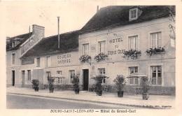 ¤¤  -   BOURG-SAINT-LEONARD   -  Hôtel Du Grand-Cerf       -  ¤¤ - France