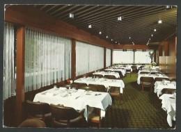 OUCHY VD Lausanne La Gare Lacustre Restaurant Panoramique Unique En Suisse 1972 - VD Vaud