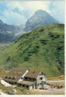 LECH Am Arlberg, Ravensburger Hütte Am Spullersee - Lech