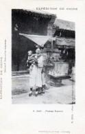 Expédition De Chine - Femme Tartare - Chine