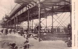 ALTE AK  SCHEVENINGEN / Südholl. - Strandgezicht Onder Het Wandelhoofd - Ca. 1910 - Scheveningen