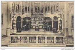 SALZINNES ..-- Chapelle Soeurs De La Charité . 1936 Vers BRUXELLES ( Melle Lucienne FABRY ) . Voir Verso . - Namur