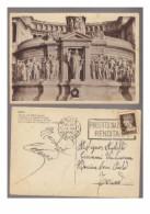 5702-Da Roma Per Torino  24/7/1936 Cartolina Di Roma, Milite Ignoto - Poststempel