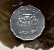 OFERTA - JAMAICA - 1 Cent 1991  KM64 - Jamaica