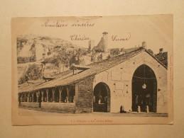 Carte Postale -  CREMIEU (38) - Les Vieilles Halles (125/30A) - Crémieu