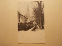 Carte Postale -  CREMIEU (38) - Promenade Des Tilleuls (126/30A) - Crémieu