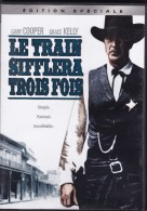 Le Train Sifflera 3 Fois - Édition Collector Fred Zinnemann - Western/ Cowboy