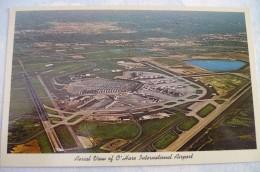 AEROPORT / AIRPORT / FLUGHAFEN      CHICAGO   O HARE INTERNATIONAL - Aerodromi