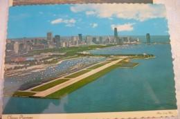 AEROPORT / AIRPORT / FLUGHAFEN      CHICAGO   SOLDIER FIELD - Aerodrome
