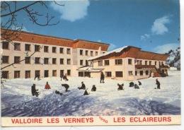 Valloire - Les Verneys 1550 : Les éclaireurs (chalet Des Eclaireurs) N°376 Bernard Grange Animée - Sonstige Gemeinden