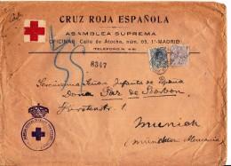 CARTA CERTIFICADA - ENVIADA A ALEMANIA - Cartas