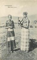 TANGANIKA MFIPA FUMANT SA PIPE - Tanzanie