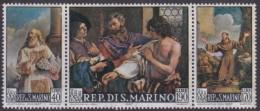 San Marino 1967 3rd Centenary Of The Death Of Francesco Barbieri MNH - Neufs