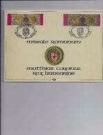 Belgie - Belgique 2492 HK Herdenkingskaart - Carte Souvenir  -  Missalum Romanum 1993 - Cartes Souvenir