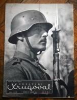 WWII, Croatia, NDH - Magazine - HRVATSKI KRUGOVAL - No. 5. 1941. - Other