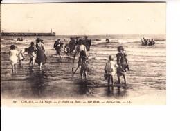PAS DE CALAIS - CALAIS - La Plage à L'heure Du Bain - Calais