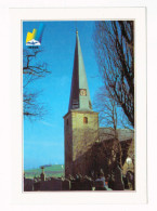 10472  Cpm  HERVE  : CHARNEUX  L'Eglise - Herve