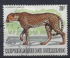Burundi 1983 Animal Protection Year 70f (o) - Burundi