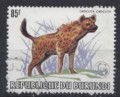 Burundi 1983 Animal Protection Year 85f (o) - Burundi
