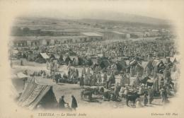 DZ TEBESSA / Marché Arabe / - Tébessa