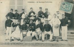 DZ TEBESSA / 21ème Section D'Infirmiers / - Tébessa