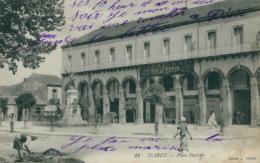 DZ TIARET / Place Pasteur / - Tiaret