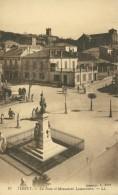 DZ TIARET / Poste Et Monument Lamoricière / - Tiaret