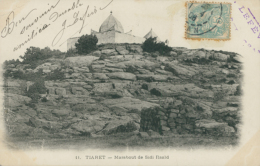 DZ TIARET / Marabout De Sidi Raald / - Tiaret