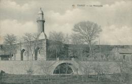 DZ TIARET / La Mosquée / - Tiaret