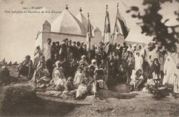 DZ TIARET / Fête Indigène Au Marabout De Sidi Kkraled / - Tiaret