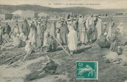 DZ TIARET / Marché Arabe, La Boucherie / - Tiaret