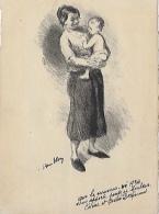 La Nouveau Né  De 1936 - Old Paper