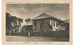 GUYANE  -   MANA  -  ECOLE DES SOEURS - Guyane