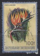 Burundi 1986 Flowers 100f (o) - Burundi