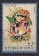 Burundi 1986 Flowers 150f (o) - Burundi