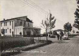 FERRARA - SANT´ANNA - FILO - ARGENTA - RISTORANTE CAVALLINO BIANCO.....B - Ferrara