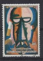 Burundi 1989 Anti-smoking 80f (o) - Burundi