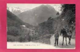 31 HAUTE-GARONNE LUCHON, Vallée De La Pique, Animée,  (A. Fhiriat & Cie, Toulouse) - Luchon